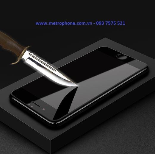 miếng dán cường lực 6d cho iphone 7 plus metrophone.com.vn