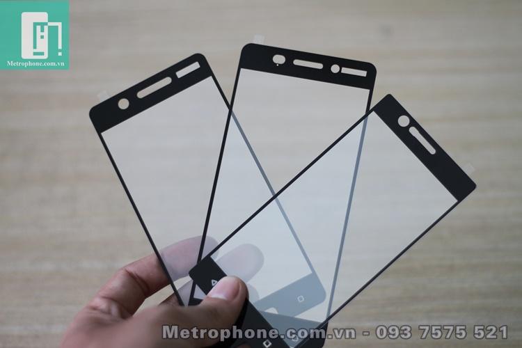 [5895] Miếng Dán Cường Lực Full Màn Hình 3D Dành Cho Nokia 3 - Metrophone.com.vn
