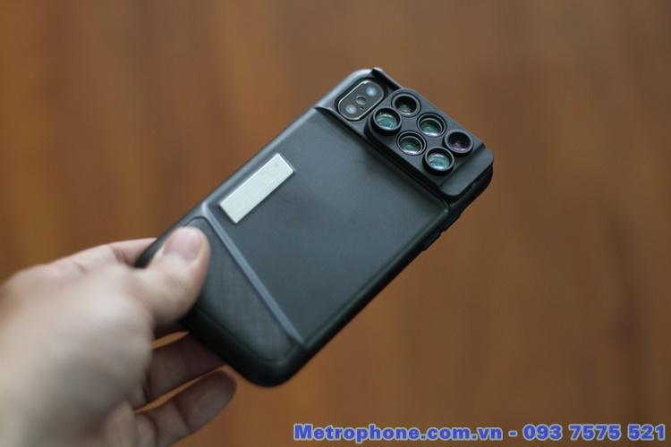 [5989] ỐNG KÍNH CHỤP HÌNH DÀNH CHO IPHONE X ( IPHONE 10 ) HIỆU PHOLES - Metrophone.com.vn