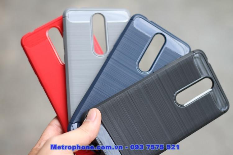[6121] Nokia 3.1 Plus - Ốp Lưng Chống Sốc - Metrophone.com.vn