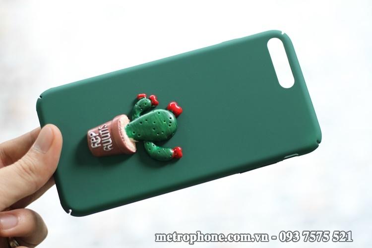 [3203] Ốp Cứng Trọn Bộ Xương Rồng Độc Lạ Cho IPhone 6 , 6 Plus / iPhone 7 , 7 Plus - Metrophone.com.vn