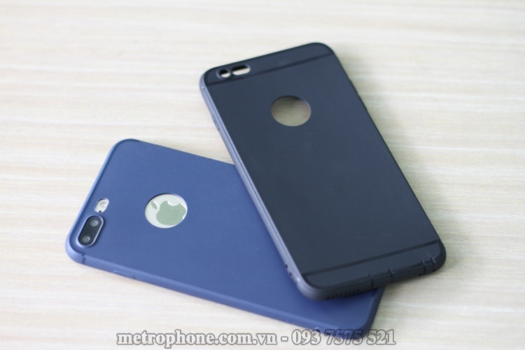 [3109] Ốp Lưng Silicon Dẻo Màu Sắc Cho IPhone 6/6 Plus – IPhone 7/ 7 Plus – iphone 8, iphone 8 plus - Metrophone.com.vn