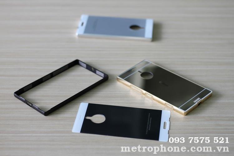 [2067] Ốp Viền Kim Loại Metal Cho Lumia 1520 - Metrophone.com.vn