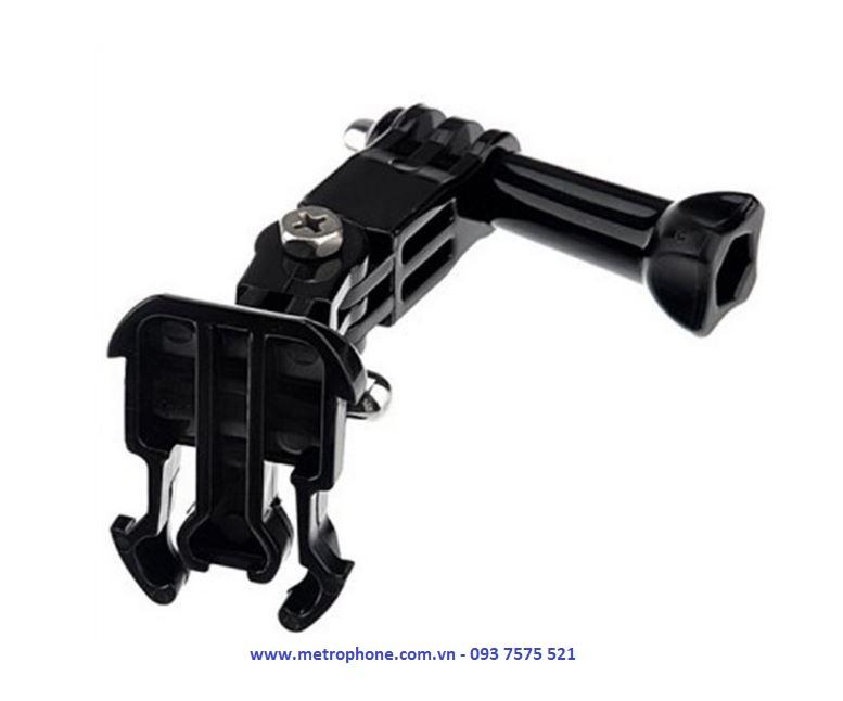 Bộ nối chuyển hướng góc quay cho gopro và action camera metrophone.com.vn
