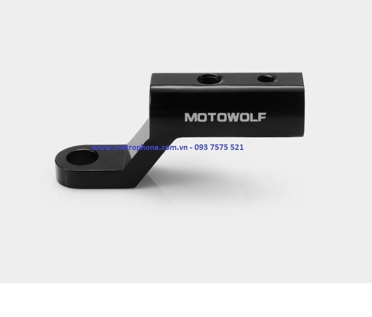 pat ngang cnc motowolf chuyển chân kính sang gi đông xe máy metrophone.com.vn