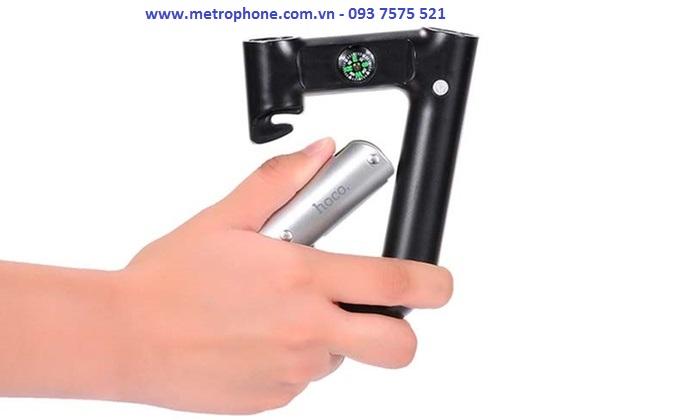 [5371] Pin Dự Phòng HOCO B5-2600 Dạng Khóa Móc Dành Cho Du Lịch - Metrphone.com.vn