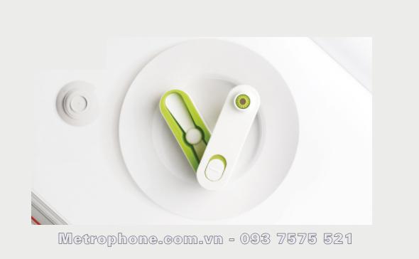 [5759] Quạt Sạc Tích Điện Mini Dung Lượng 500mAh - Metrophone.com.vn