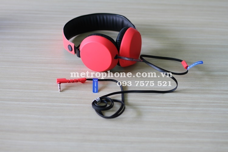 [670] Tai Nghe Chụp Đầu Coloud Boom Nokia - Metrophone.com.vn