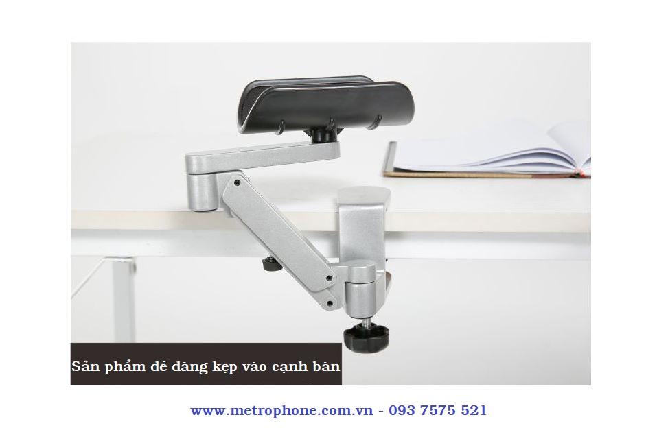 thanh kê tay kẹp bàn cnc mẫu mới metrophone.com.vn