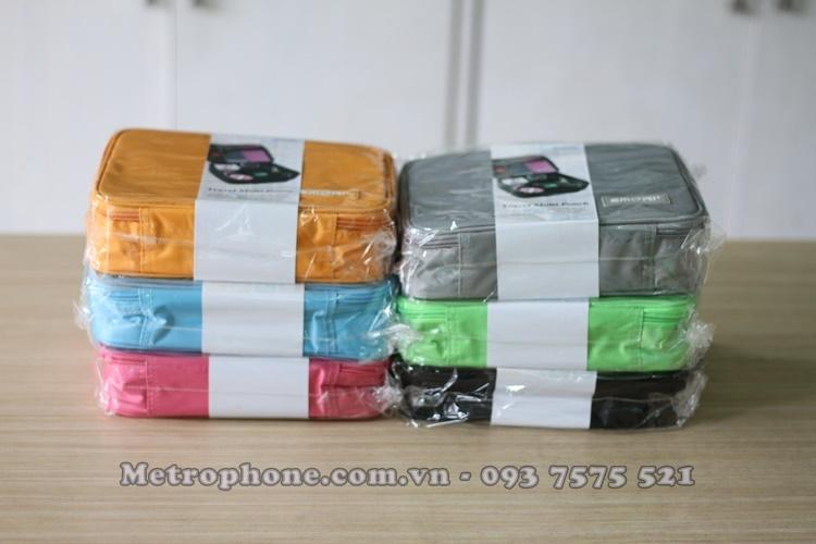 [3487] Túi Đựng Đồ Công Nghệ EMORI - Metrophone.com.vn