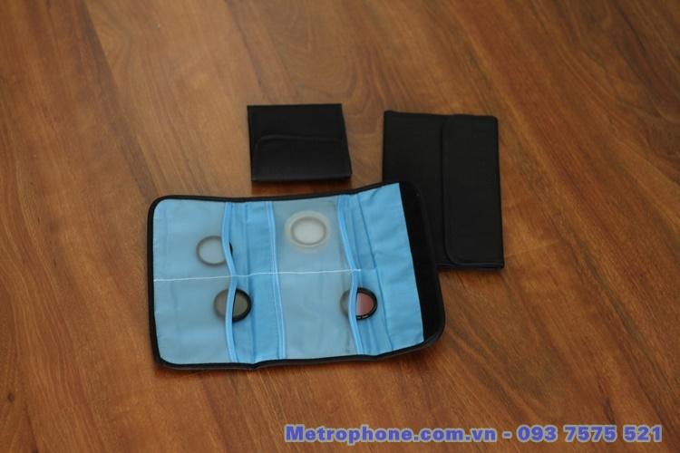 [6039] Túi Đựng Kính Lọc Filter ND Thẻ Nhớ - Metrophone.com.vn