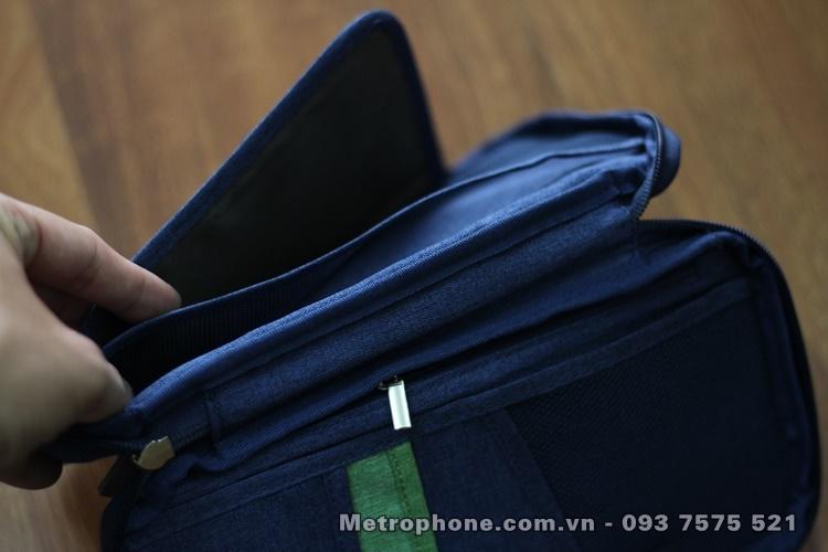 [5994] Túi Đựng Điện Thoại Phụ Kiện Giấy Tờ Hộ Chiếu Du Lịch - Metrophone.com.vn