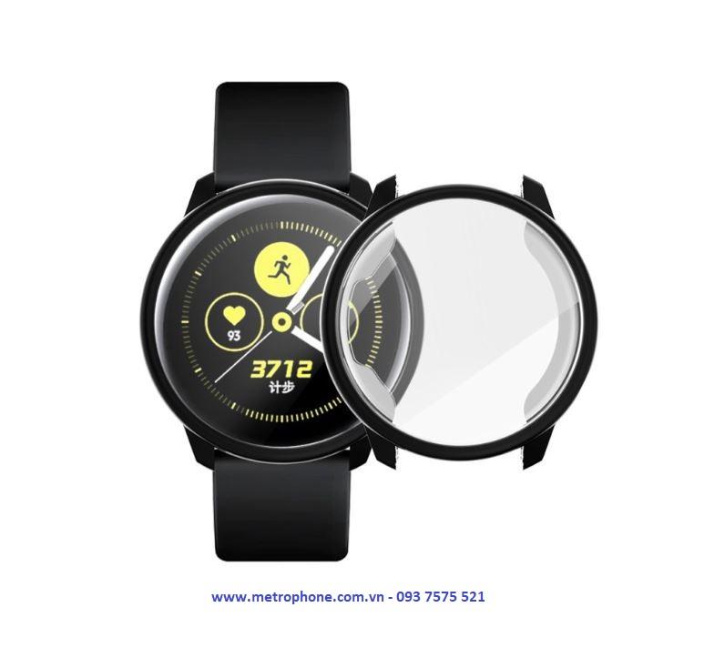 Ốp Silicone Dẻo Bảo Vệ Viền Và Màn Hình Cho Galaxy Watch Active metrophone.com.vn