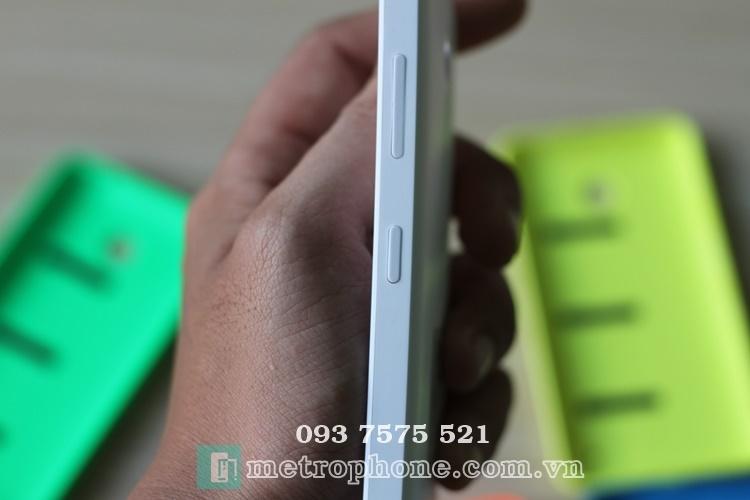 [029] Vỏ Thay Thế Nokia Lumia 630 - Metrophone.com.vn