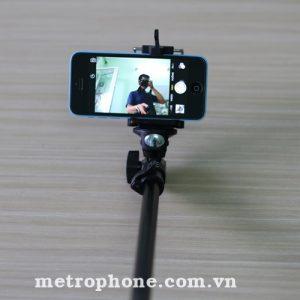 [250] Gậy Chụp Hình Yunteng YT-1288 ( Kèm Remote Điện Thoại ) - metrophone.com.vn