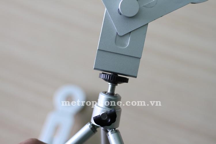 [777] Khung Kẹp Đa Năng ( Size Lớn ) Gắn Ống Kính - Metrophone.com.vn