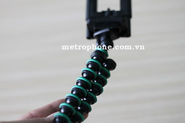[042] Octopus – Bộ Tripod Đa Năng Size S - Metrophone.com.vn