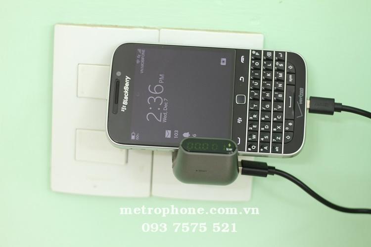 [2477] Củ Sạc Du Lịch Baseus Smarter Travel 2 Cổng Thông Minh. - Metrophone.com.vn