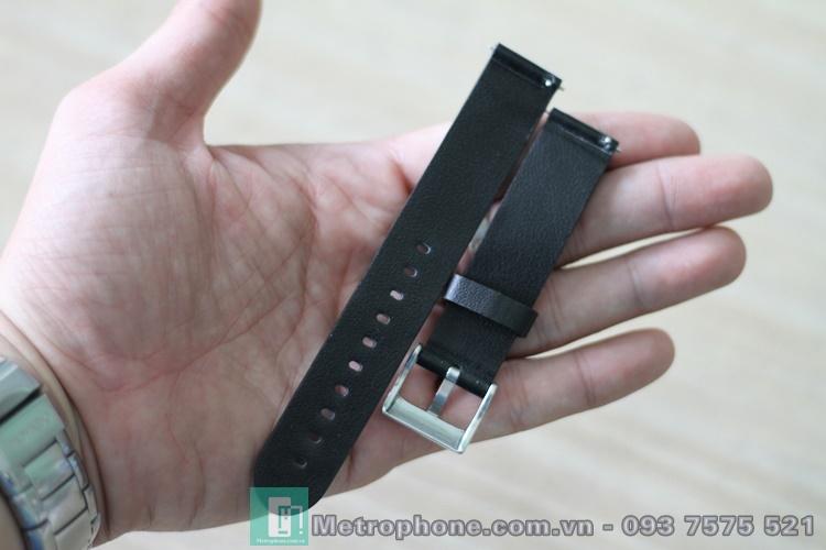 [5911] Dây Simili Giả Da Cho Huawei Watch - Metrophone.com.vn