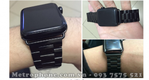 [4880] Dây Thép Đúc Cho - Watch 38mm/42mm - Metrophone.com.vn