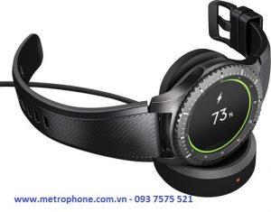 [4356] Đế Sạc Dành Cho SmartWatch Samsung Gear S3 Classs/ Frontier - metrophone.com.vn