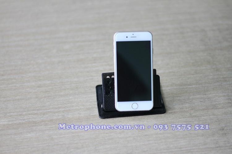 [5122] Kệ Hít Điện Thoại Trên Bàn/Xe Hơi Xoay 360 Độ - Metrophone.com.vn