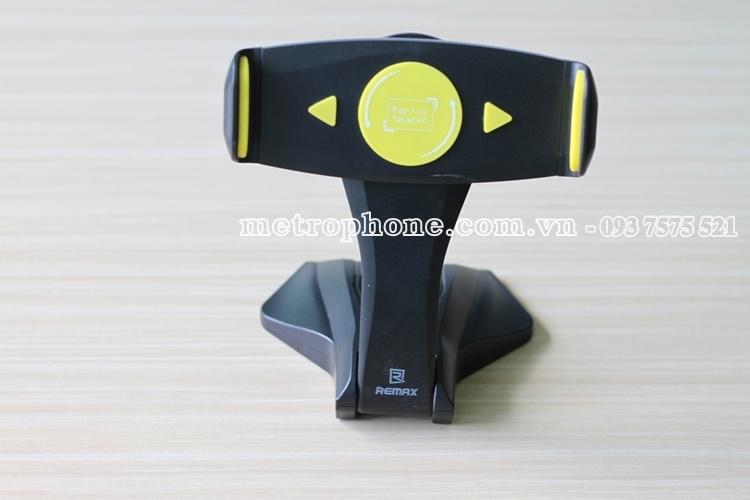 [388] Giá Đỡ Máy Tính Bảng Remax RM-C16 Xoay 360 Độ - Metrophone.com.vn