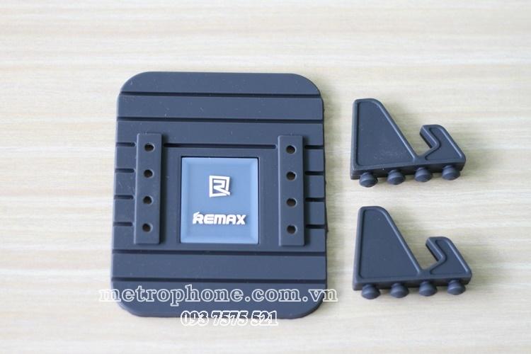 [669] Giá Đỡ Điện thoại Trên Xe Hơi Remax Fairy - Metrophone.com.vn