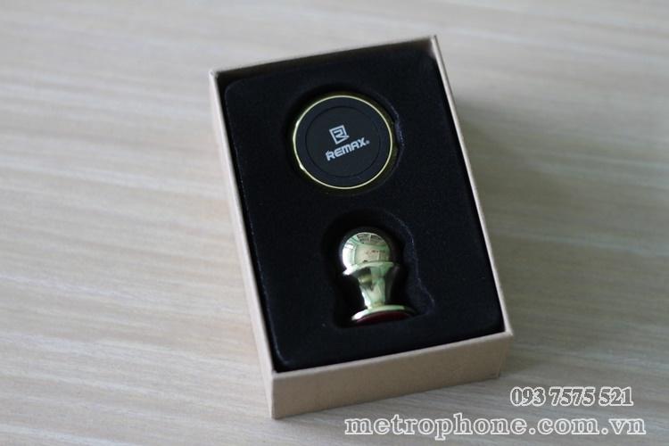 [260] Giá Đỡ Điện Thoại Xe Hơi Remax RM-C18 - Metrophone.com.vn