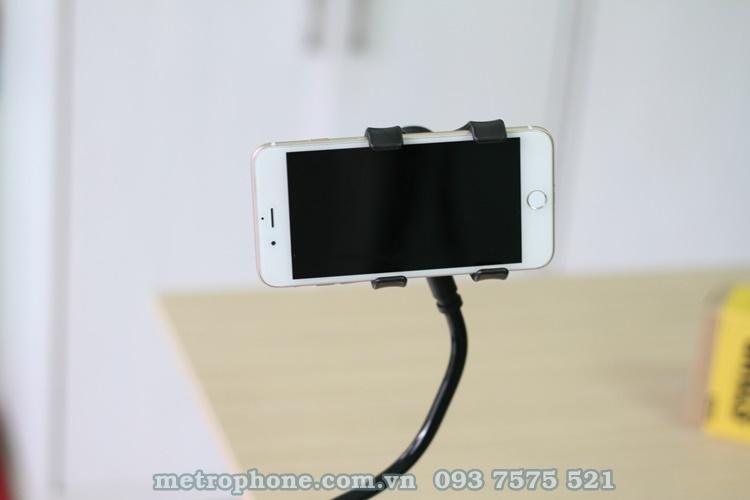 [2860] Giá Đỡ Điện Thoại Đuôi Khỉ Remax RM-C21 Xoay 360 Độ - Metrophone.com.vn