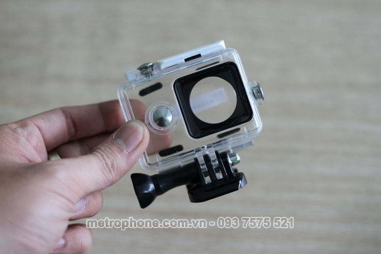 [603] Hộp Chống Nước Kingma Dành Cho Xiaomi Yi Sport - metrophone.com.vn