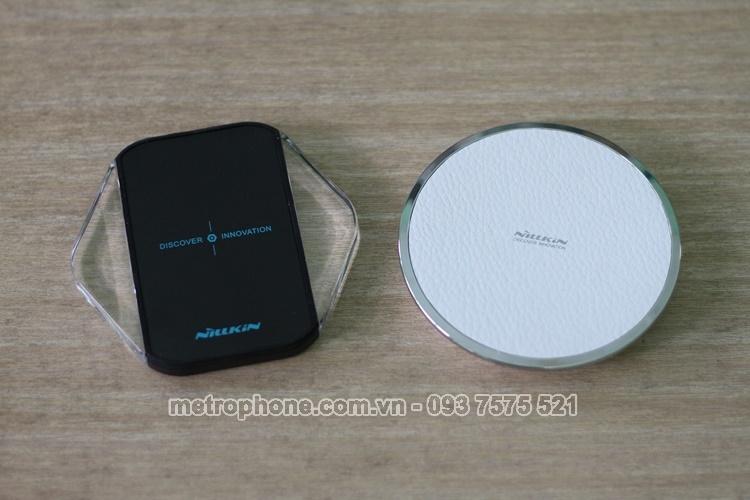 [3839] Đế Sạc Không Dây Nillkin Magic Cube Wireless Charge - metrophone.com.vn