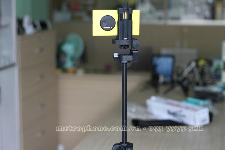 [4297] Chân Máy Ảnh Tripod Yunteng VCT-5218 RM Cao 1m36 - Metrophone.com.vn