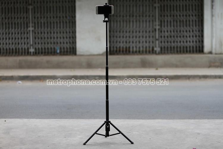 [3590] Yunteng VCT-1688 Tripod Kiêm Monopod Tự Sướng - Metrophone.com.vn