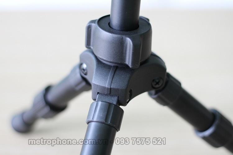 [3933] Tripod Mini Bexin Dùng Cho Điện Thoại Và Máy Ảnh - Metrophone.com.vn