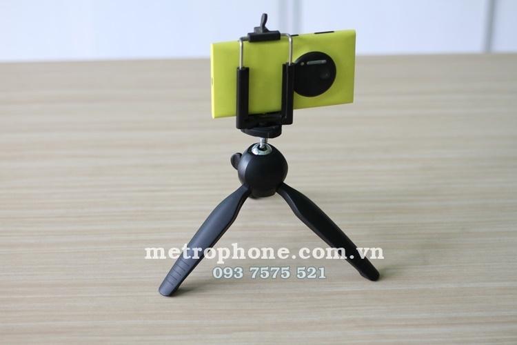 [044] Tripod Yunteng YT-228 mini - Metrophone.com.vn