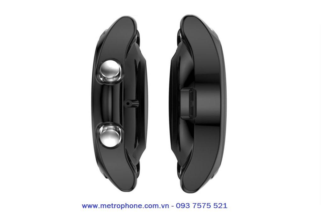 ốp viền bảo vệ cho galaxy watch 3 45mm 41mm metrophone.com.vn