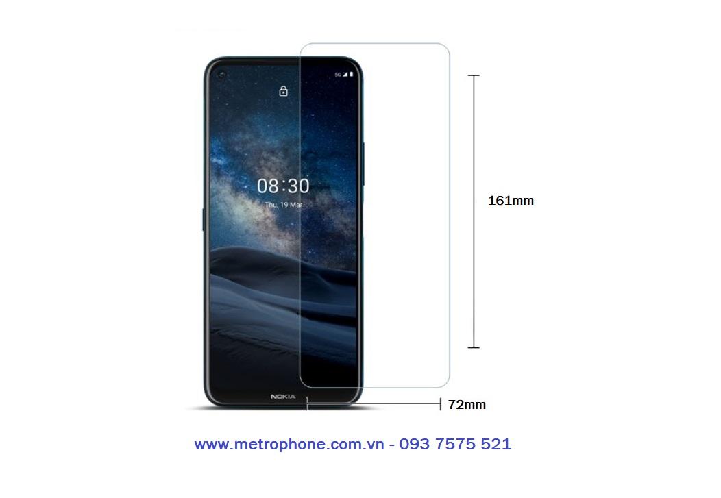cường lực cho nokia 8.3 5g metrophone.com.vn