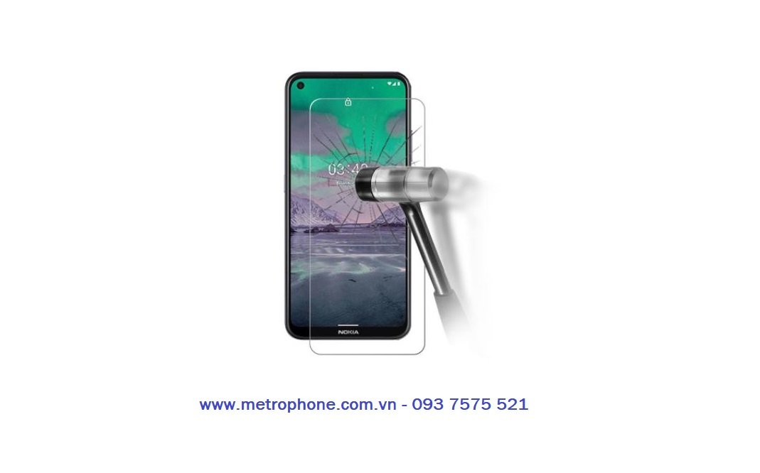 cường lực nokia 3.4 metrophone.com.vn