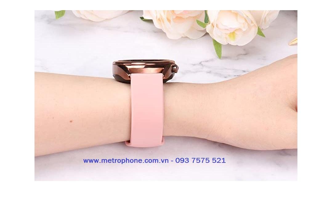 dây cao su cho watch 3 41mm