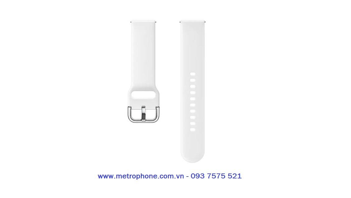 dây cao su cho watch 3 41mm metrophone.com.vn