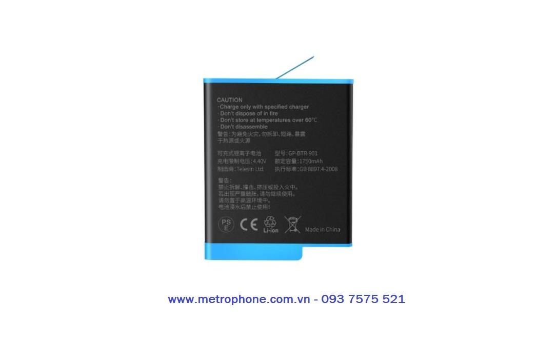 pin telesin cho gopro 9 metrophone.com.vn